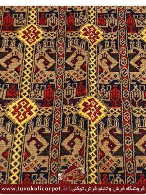 قالیچه تمام کرک